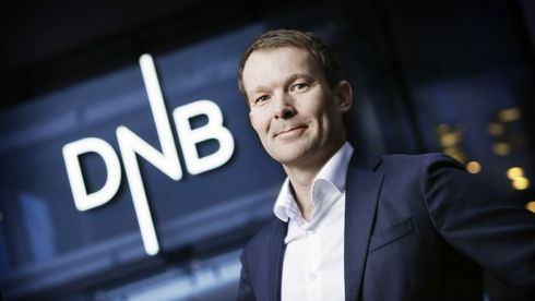 Thomas Midteide, konserndirektør communications i DNB.