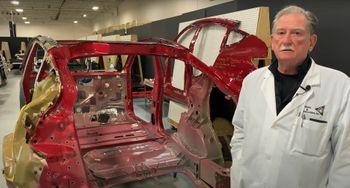 Sandy Munro analyserer Tesla Model Y.