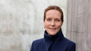 Hanna Geiran, riksantikvar