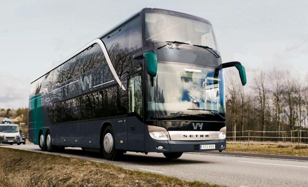 Elbusser er på gang i Ålesund og omegn med lading fra ABB