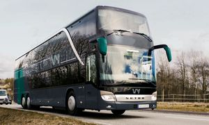 Første elbusser på Nord-Vestlandet kjører i Ålesund fra årsskiftet