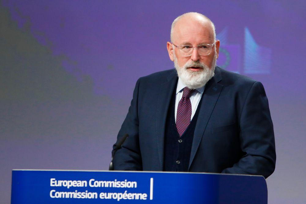 EUs klimasjef Frans Timmermans har gjort det klart at EUs mål er å bli verdensledende på hydrogen. Han sier hydrogen vil bli et av EUs viktigste satsingsområder i energipolitikken i tida framover.
