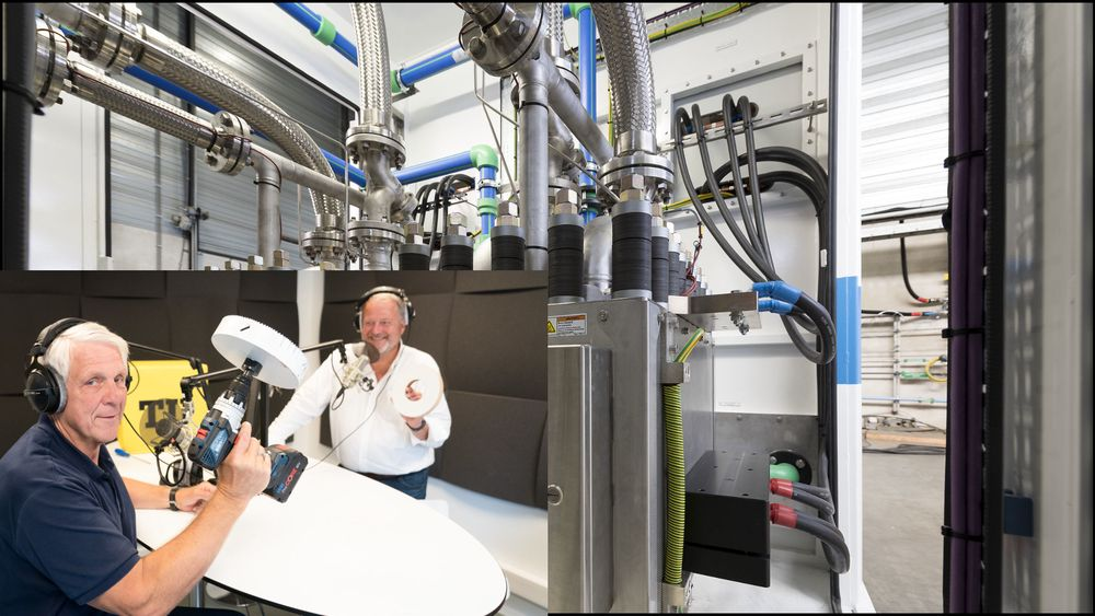 El-verktøy og hydrogen er gjengangertemaer i TUs podcast Teknisk Sett. I dag fikk Norge en hydrogenstrategi.