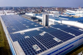 Energiforsyningen får lavere CO2-avtrykk.