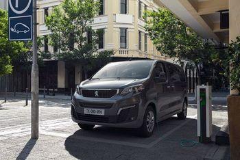 Peugeot e-Traveller.