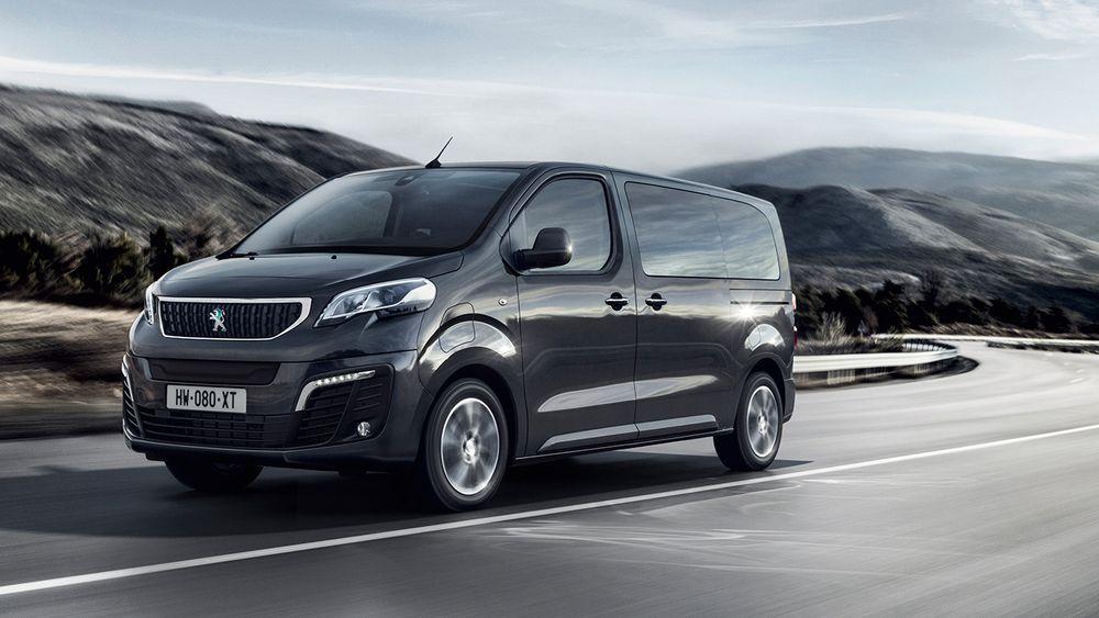 Peugeot e-Traveller skal leveres til det norske markedet i oktober.
