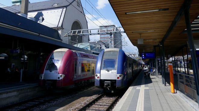 Nå får alle tog i Luxembourg installert norsk teknologi