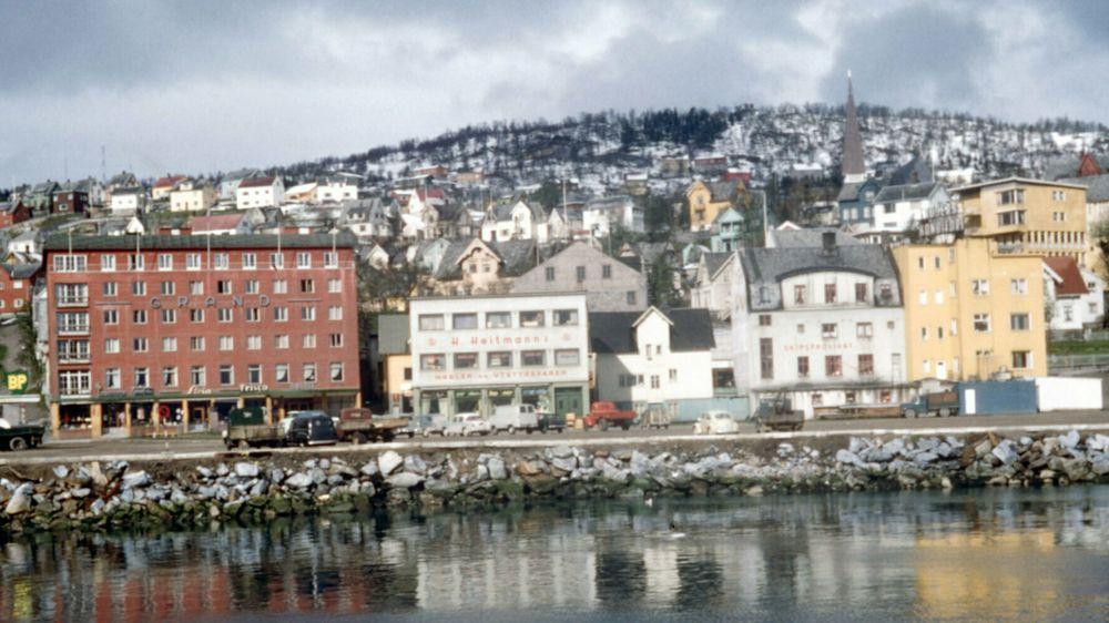 Harstad er mulig arbeidssted for den nye direktøren.