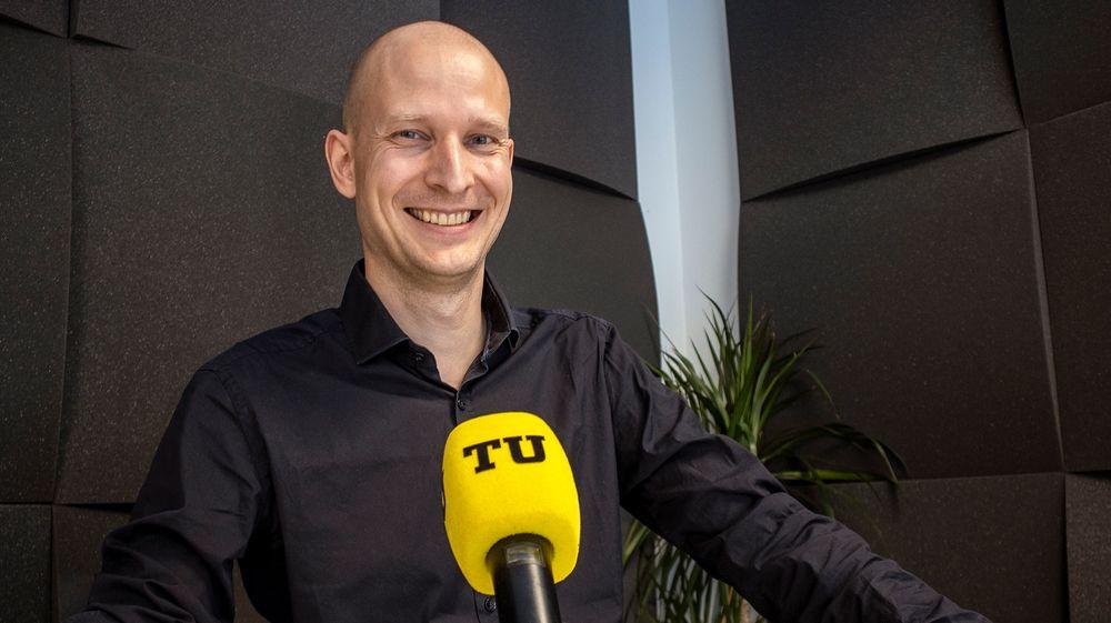Skal selge strøm til Tyskere: Sjef og gründer  i Tibber, Edgeir Vårdal Aksnes tar teknologien de har utviklet i Norge og Sverige  til Tyskland i første omgang, og til mange flere europeiske land i neste.