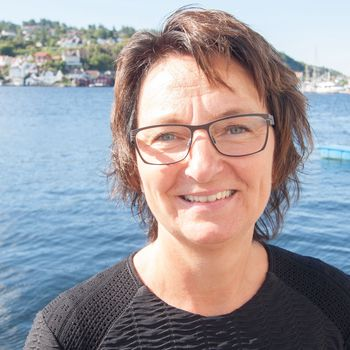 Inger-Lise Melby Nøstvik, generalsekretær i Drivkraft Norge.