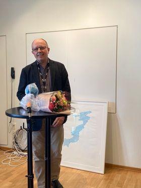 Journalist Eivind Molde i NRK får Kulturdepartementets nynorskpris for journalistar for 2020.