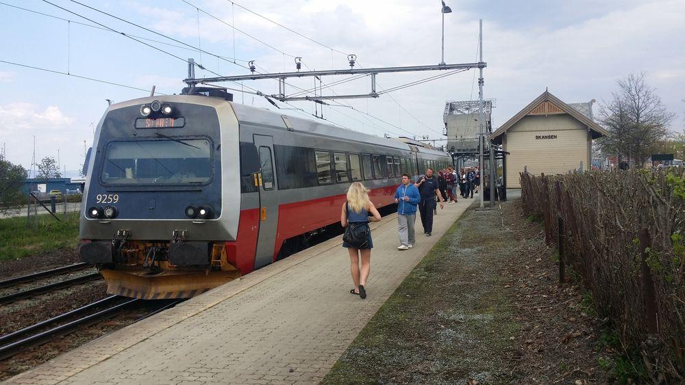 Nå starter elektrifiseringen av Trønderbanen.