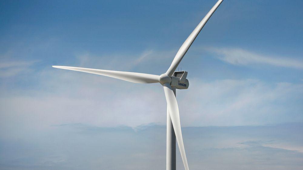 Rotorblader fra vindmøller regnes som vanskelig å resirkulere.
