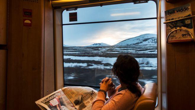 Mandag tar SJ over Dovrebanen og Nordlandsbanen – ønsker seg flere vogner
