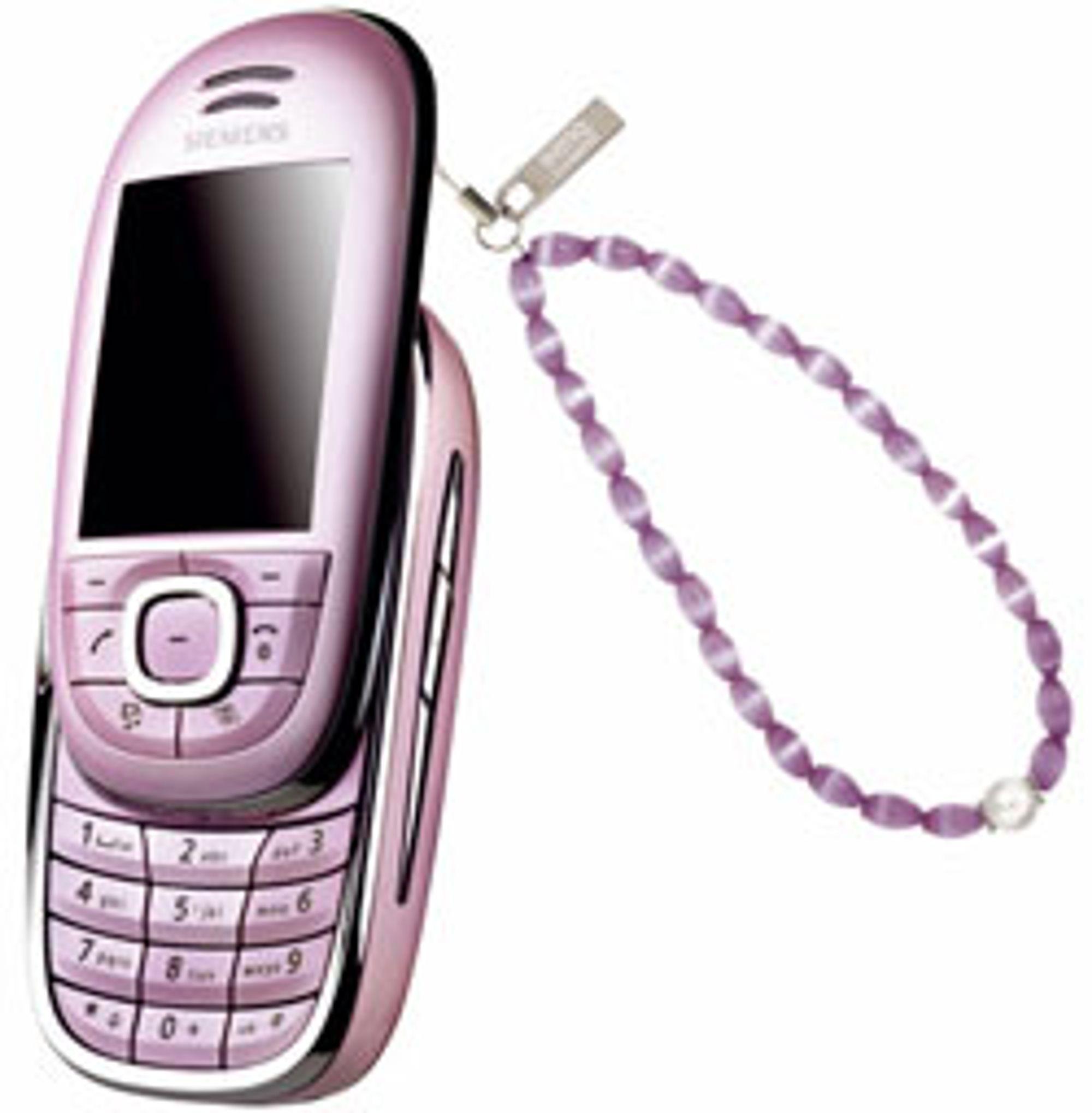 Fremtiden til BenQ Mobile ser<br>ikke lenger rosenrød ut.