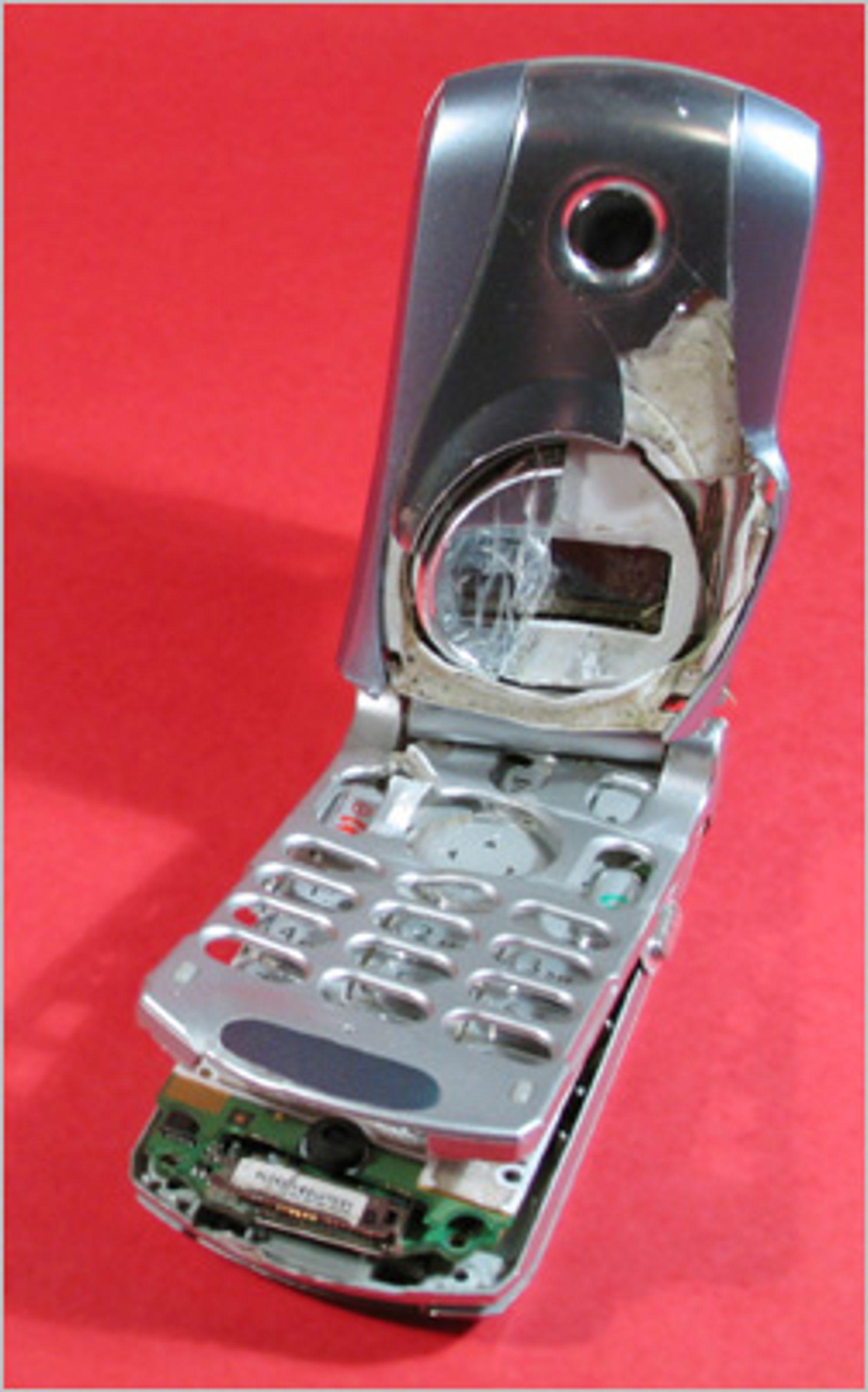 Kanskje slipper du opplevelser som dette med Nokias nye deksler