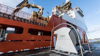 Skipene ligger i kø for å lade i Bergen – men nå vil Statnett fjerne fleksibel tariff