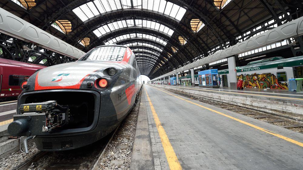 Fra høsten 2021 skal det testes ut hydrogentog i Italia.