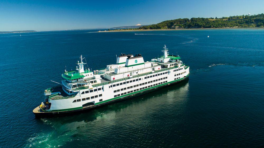 Den første hybridelektriske «Olympic»-klasse-fergen vil kjøre for Washington State Ferries i 2024