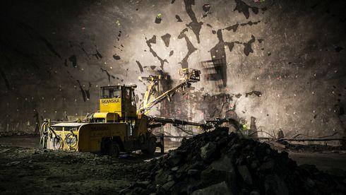 Ingen andre land bruker så høyt trykk i tunnelsikring som Norge– kan i verste fall koste liv