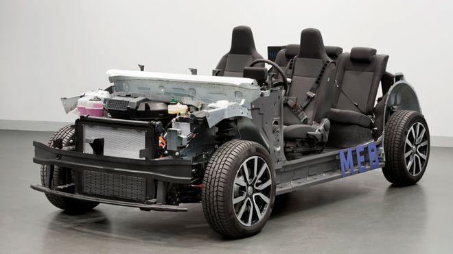 MEB-plattformen skal brukes på blant annet ID.3, og en kommende Ford-modell.