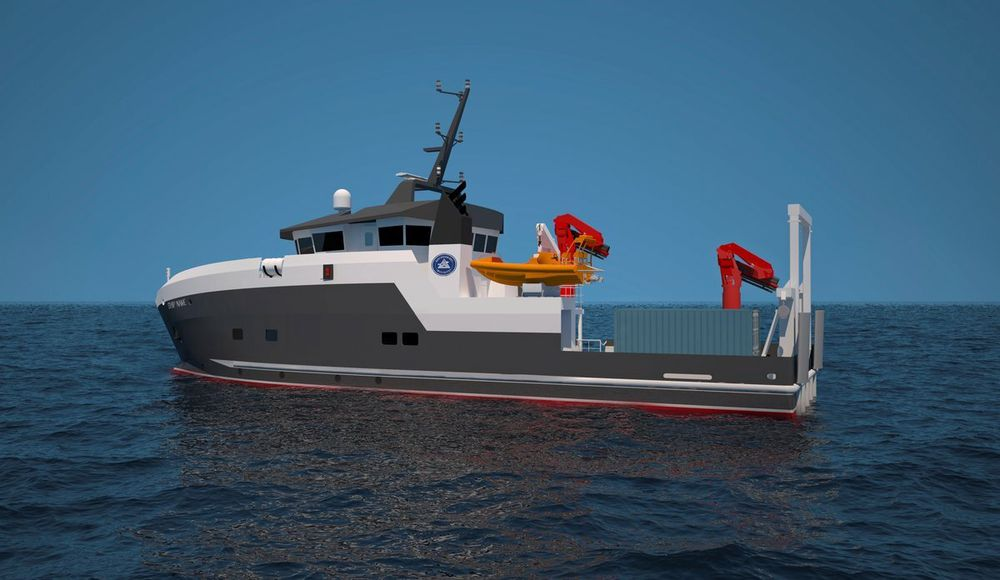 Havforskningsinstituttet får et nytt, 35 meter langt forskningsfartøy. Prosjektet ble forsert i 2020-budsjettet (revidert) for å skape arbeid  for maritim industri etter korona-krisen, men kontrakten gikk til Nederland.
