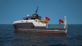 Havforskningsinstituttet får et nytt 35 meter langt forskningsfartøy. Prosjektet ble forsert i 2020-budsjettet (revidert) for å skape arbeid  for maritim industri etter korona-krisen, men kontrakten gikk til Nederland.