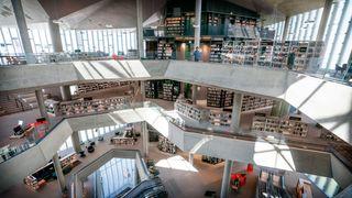 Deichman nye oslo hovedbibliotek åpning bjørvika
