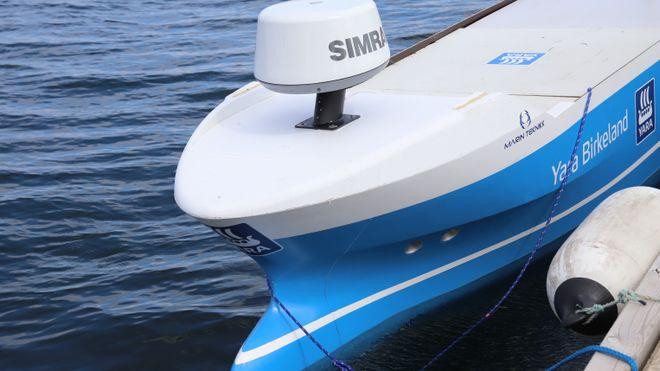 Smartship studentprosjekt 2018 - Kongsberg Maritime