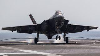 FFI måtte ta ned F-35-video etter varsel om sikkerhetsbrudd