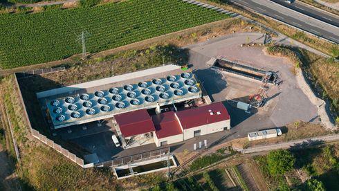 Det geotermiske krafverket i Insheim kan bli startskuddet for det største litiumprosjektet Europa har sett.