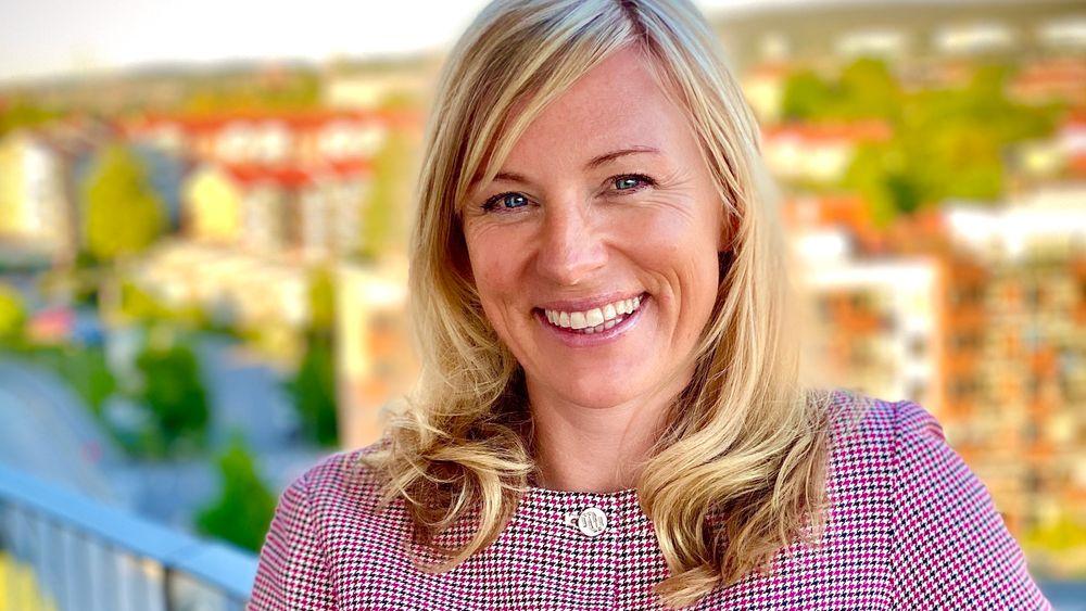 Kristin Aamodt er europadirektør for investeringsfondet Arc Tern Ventures.