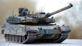 K2 Black Panther: Koreanerne tilbyr å bygge nye stridsvogner i Norge