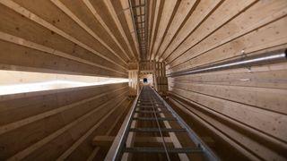 Får EU-millioner til å bygge det første kommersielle vindmølletårnet i tre – på hele 100 meter