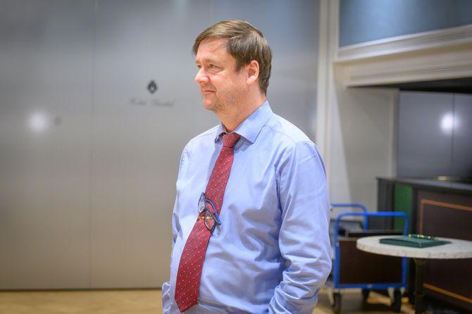 Advokat John Christian Elden.