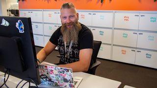 Forbrukerteknolog og leder for NewTechLab i DNB, Yngvar Uglan.
