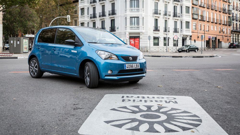 Mii Electric er produsert av det spanske, Volkswagen-eide bilmerket SEAT.