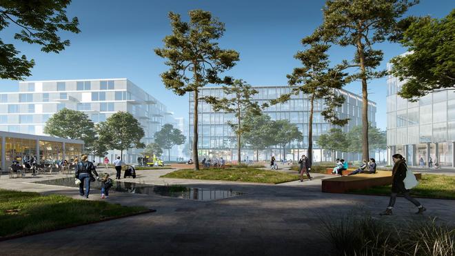 2020park forus næringspark stavanger runestad prosjektil dark alliance breeam community outstanding