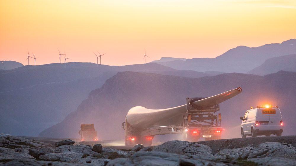 NHO: Tilbaketrekning av vindkraftkonsesjoner vil sende dårlige signaler til investorer