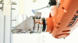 Skandinavias første robot-lab skal gi bedre operasjonsmetoder