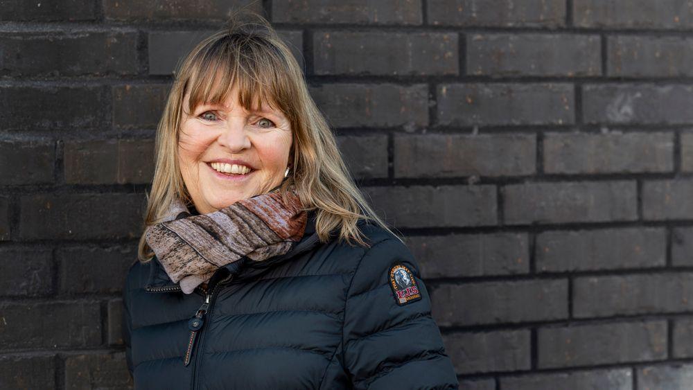Nye Veier-sjef Anette Aanesland er spent på om koronapandemien vil sette varige spor i folks kjøremønster med utvidet bruk av hjemmekontorløsninger.