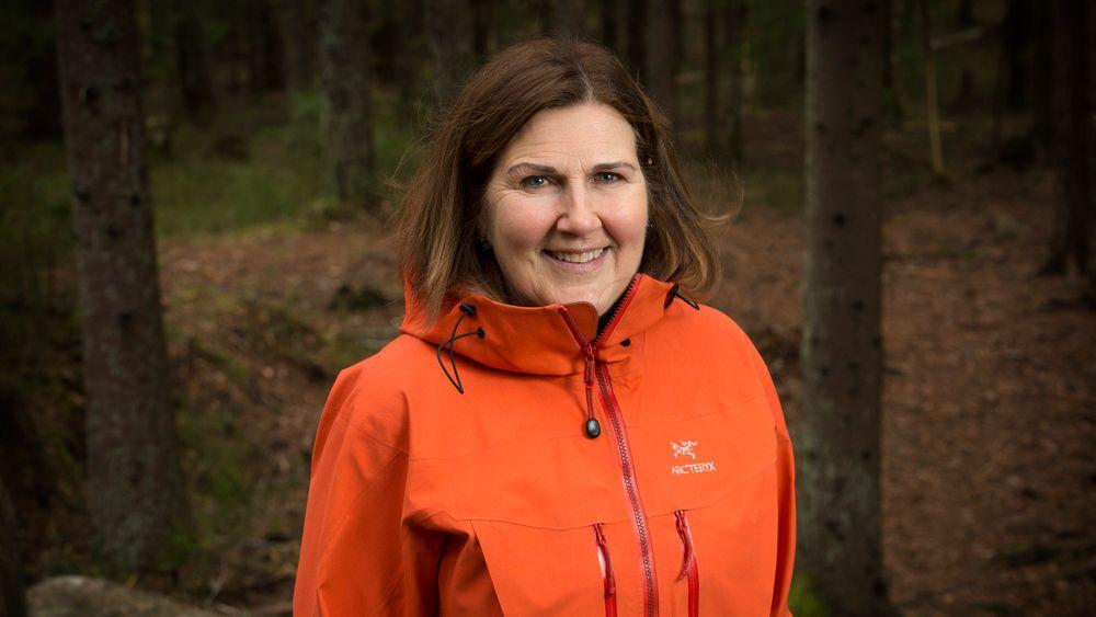 Vegsjef Ingrid Dahl Hovland er imponert over måten anleggsbransjen har håndtert koronasituasjonen på.