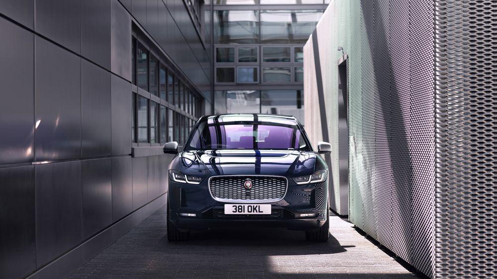 Jaguar I-Pace får en rekke oppgraderinger i 2021-utgaven.