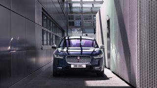 Jaguar I-Pace fåt en rekke oppgraderinger i 2021-utgaven.