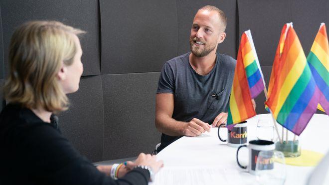 Se opptaket her: Hvordan sikrer vi mangfold i teknologiselskapet? #Pride
