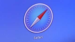 Apple Safari i MacOS.