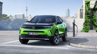 Opel Mokka kommer som elbil i 2021, og er bygget på PSA-plattform.