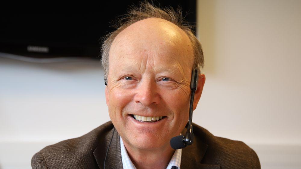 Kjemitransportens navle: Styreleder i kjemikalierederiet Utkilen Bjørn Sjaastad forteller hvorfor Bergen ble så  viktig for internasjonal transport av flytende kjemikalier.