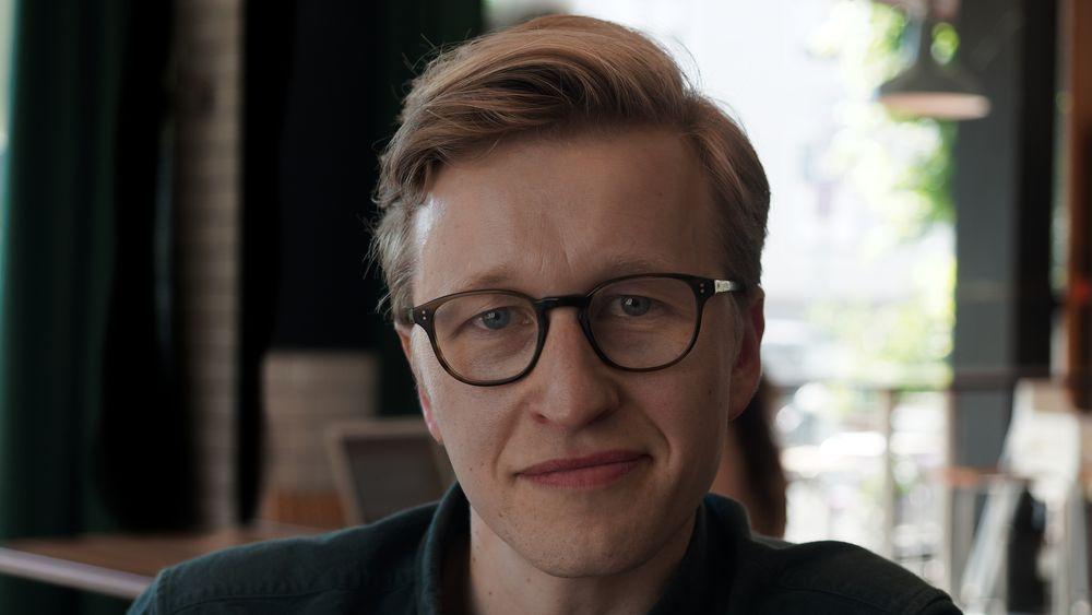 Fagansvarlig Christian Eriksen i Bellona sier Oslo er en ledestjerne for redusterte utslipp fra byggeplasser.