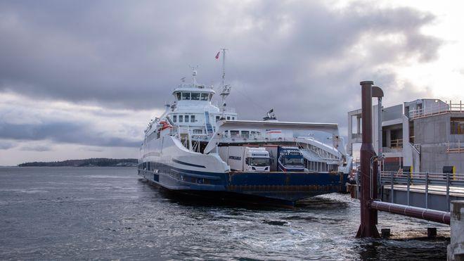 Norges mest trafikkerte fergestrekning blir elektrisk